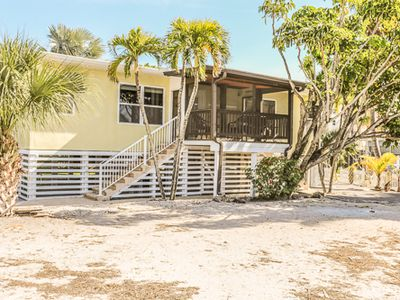 Photo for Welcome to The Beach Shack.  Located beachside at the north end of the island, at 2518 Estero Blvd