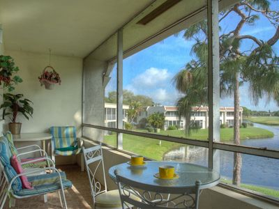 Photo for Cozy One Bedroom Condo with Golf Course Views Located in Sarasota: Sarasota 14