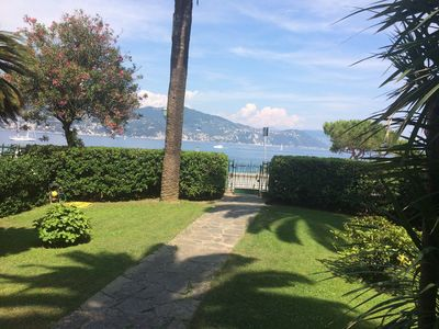 Photo for Vacation on the sea and in the green in Santa Margherita Ligure