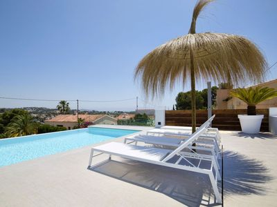 Photo for Vacation home Casablanca in Benissa - 8 persons, 4 bedrooms