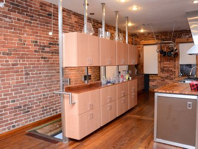 Photo for SUPERBOWL PRIVATE Loft Historic Castleberry Hill Art District DOWNTOWN ATLANTA