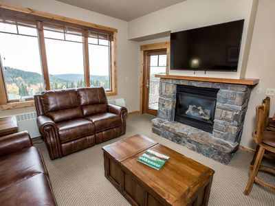 Photo for Ski in/Out Penthouse Condo - Beautiful valley and mountain views