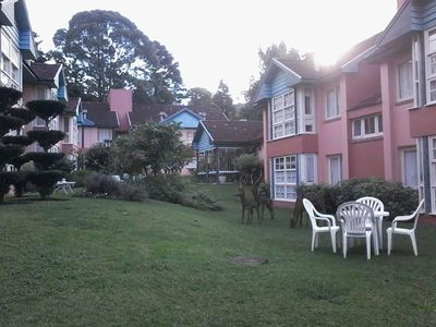 Photo for Apto Ground floor, Closed condominium, near the Black Lake. Daily starting from 150,00