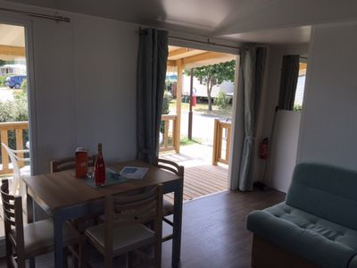 Photo for 2BR Mobile Home Vacation Rental in Onzain