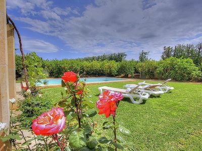 Photo for Finca Son Fornes for 6 persons near Buger Mallorca