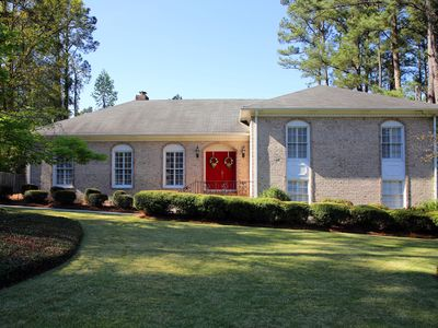 Photo for Spacious Home 2 miles from the Masters Tournament