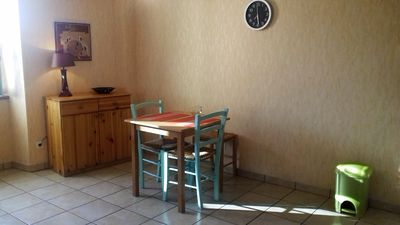 Photo for 1BR Apartment Vacation Rental in aiguilhe