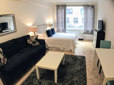 Photo for Luxury Furnished Studio in Prime Union Square Location