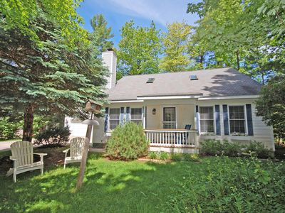 Photo for Lovely, 4 BR Home in the Heart of Charming Glen Arbor