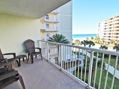 Photo for Tradewinds 307-Summer is Best Spent on the Beach!