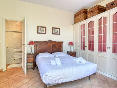 Photo for Beautiful air-conditioned house 5 minutes from the Croisette and beaches.