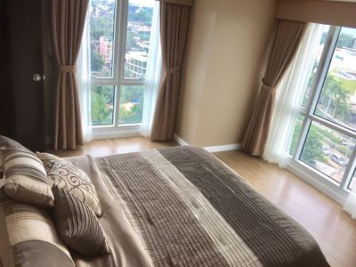 Photo for Abreeza Place Tower, 1-bdrm Condo with Broadband Wifi