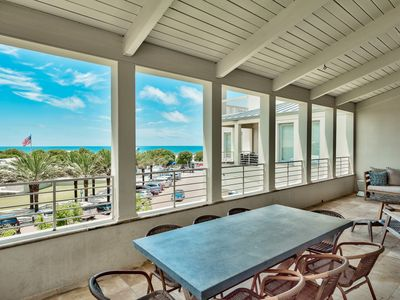 Photo for LOCATION! LOCATION! LOCATION! Walk to the Everything in Seaside! Gulf Views!