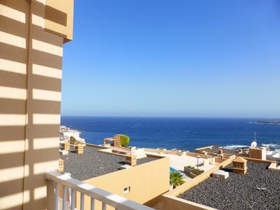 Photo for Patricia's Home. Wifi. Views to the sea. Offers. Beach 5 minutes walk. parking.