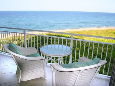 Photo for Oceanfront Paradise with Ocean Club Access, South Hutchinson Island, IRP