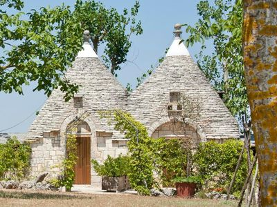 Photo for Apartment Alberobello for 1 - 2 people with 1 bedroom - Holiday home