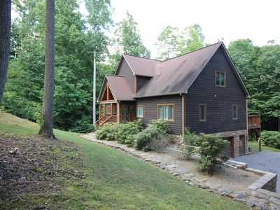 Photo for Deer Creek Lodge - Easy Access with Great Elevation