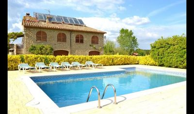 Photo for 7 bedroom Villa, sleeps 12 with Pool and FREE WiFi