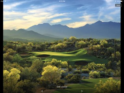 Photo for Great Golf, Hiking, Walking, & Relaxation in Phoenix.  Very well cared for home.