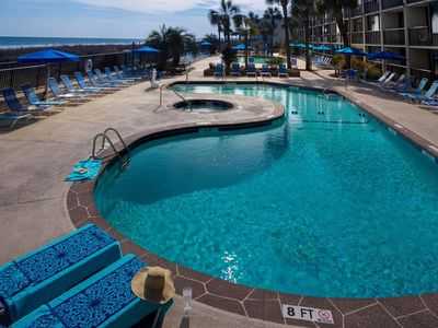 Photo for 1 Bedroom beach front REDUCED!!! in North Myrtle Beach May 11 - 18