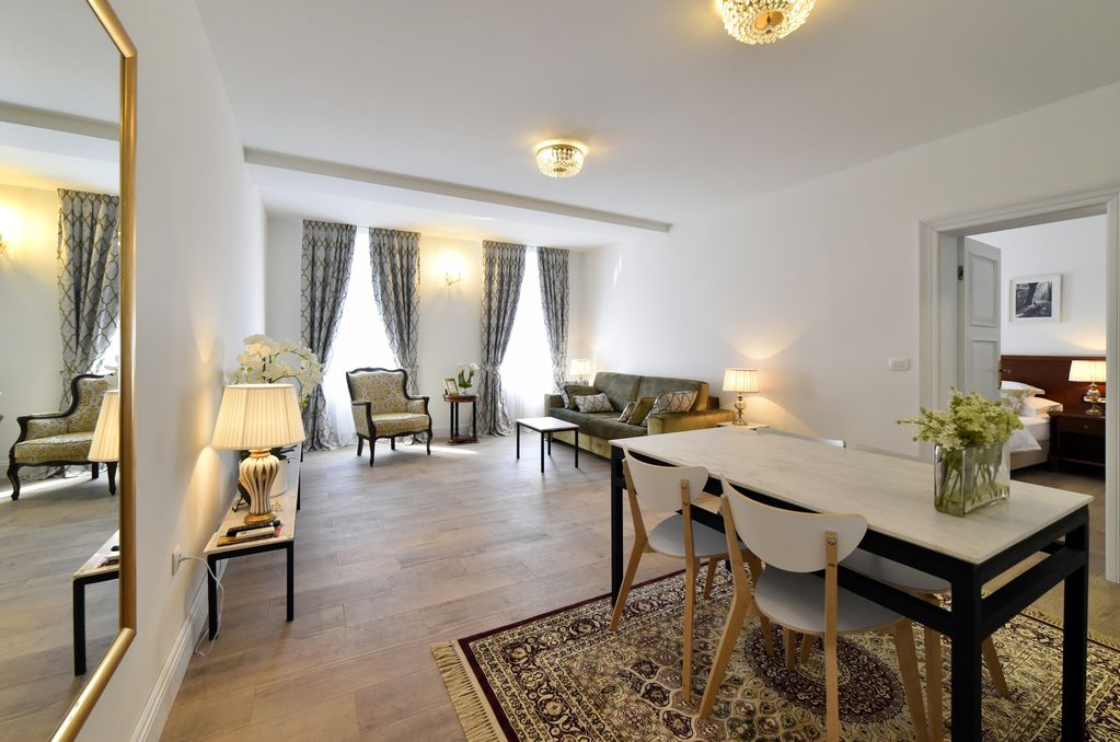 Superb Elegant Apartments In Zagreb Centre 4 2 Minutes To Main Square