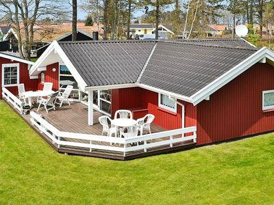 Photo for Welcoming Holiday Home in Otterup with Roofed Terrace