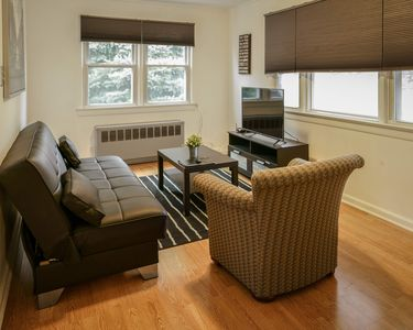 Photo for Renovated Apartment for Up to 6 Guests