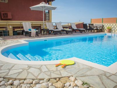 Photo for Villa Aris with private pool & Wi-Fi