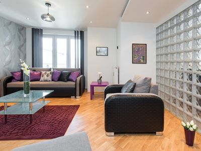 Photo for Cozy apartment with air-con