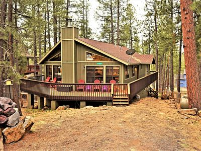 Paradise in the Pines - Pet friendly.  Perfect remote work/school destination!