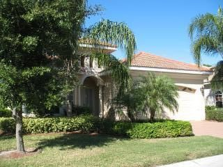 Our Home on a quite street, in a gated golf community, Bonita Springs, Fl.