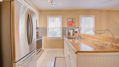 Photo for Stunning Condo w/ Golf Course Views- 5 Minutes from Pawleys Island Beach