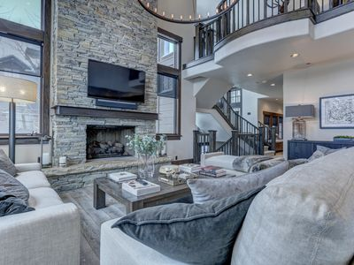Photo for Book Now for Autumn Savings! Slopeside Perfection, Modern Remodel + Hot Tub