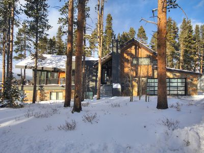 Photo for Mountain Modern Home with Magnificent Views-Summer Discounts Available! Shuttle
