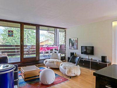 Photo for Apartment Im Gruebi in Wengen - 6 persons, 3 bedrooms