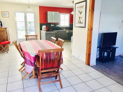 Photo for Pretty house for 5 people in a peaceful environment
