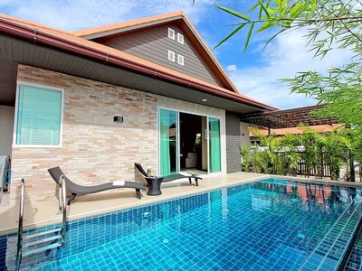 Photo for The Ville Pool Villa A21 3beds