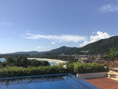 Photo for Kata Beach 3 Bedroom, Ocean View, Private Pool, Walk To Beach !