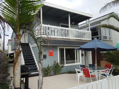 Photo for 2 BR on Jersey Ct in Mission Beach