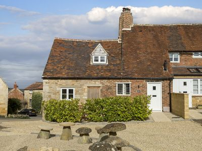 Photo for A charming cottage newly refurbished to provide a comfortable living space.