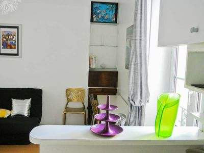 Photo for T2 apartment in the center of Biarritz