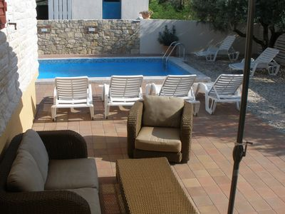 Photo for 3BR House Vacation Rental in Vrsi, Dalmatien