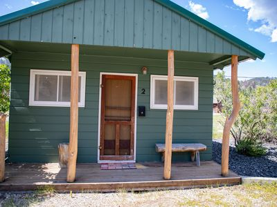 Photo for Cabin #2 on Madison River near Ennis and West Yellowstone MT