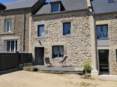 Photo for Vacation home Les Lilas in Dinard - 4 persons, 2 bedrooms