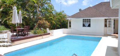 Photo for Villa BelleView -  Ocean View - Located in  Magnificent Saint James with Private Pool
