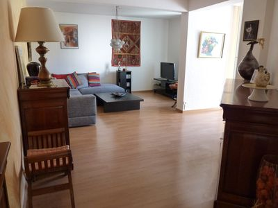 Photo for RENT APARTMENT ANY COMFORT SPACIOUS AND LUMINOUS NEAR GRENOBLE