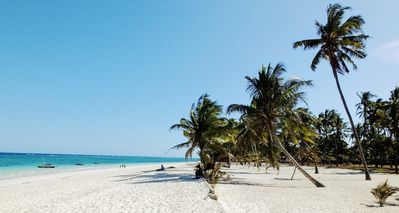 Diani beach Kenya .A little paradise on Earth