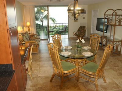 Photo for Oceanfront Condo with a Beautiful Tropically Inspired Interior *CONSTRUCTION ON PROPERTY*