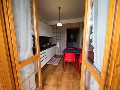 Photo for GERA PANORAMICA: apartment with garden and lake view