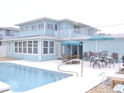 Photo for My Beachside Home with-Pool-Grill-pet friendly